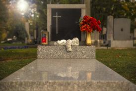 Personnalisation de Monuments funéraires