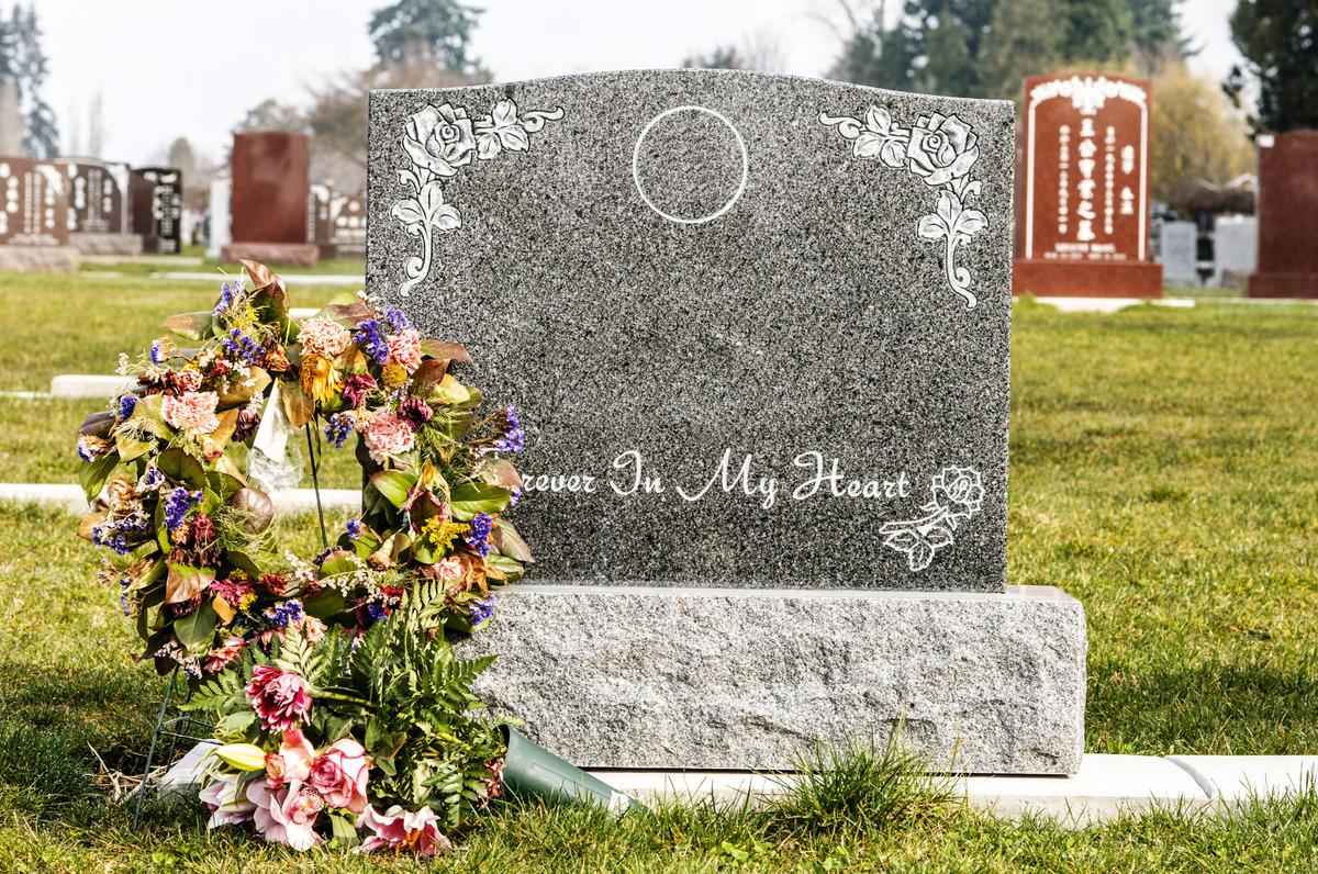 Gravures sur monuments funéraires