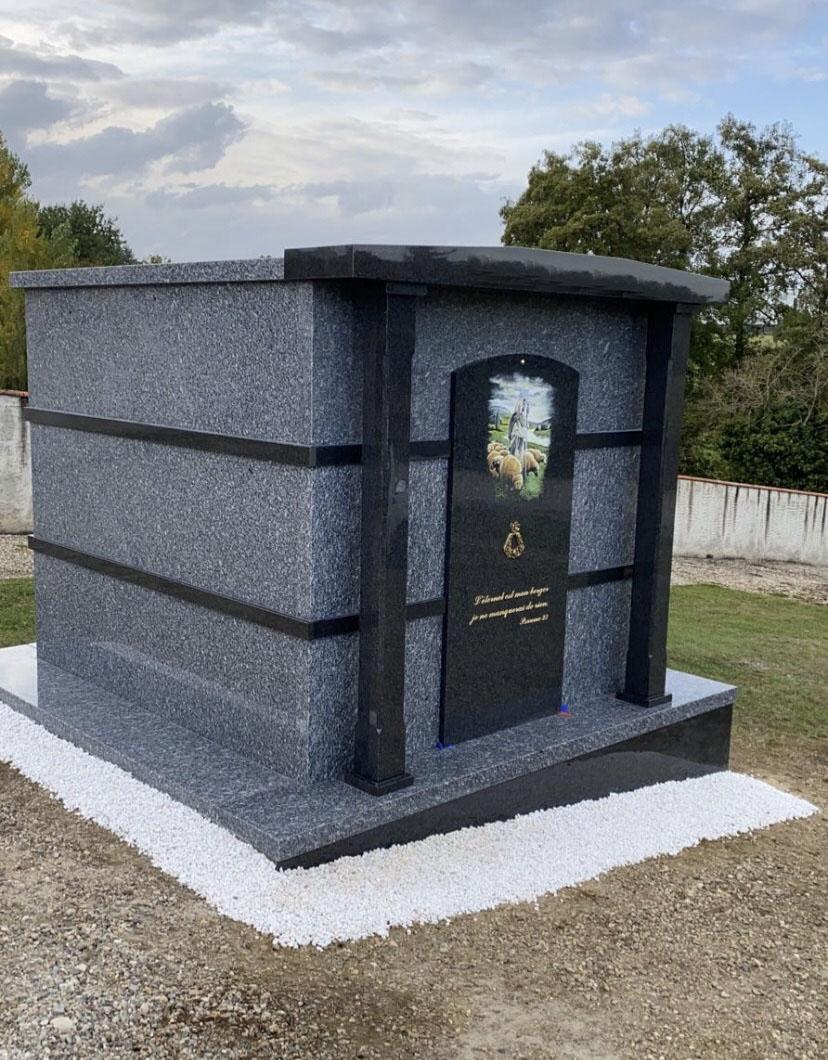 Marbrerie funéraire Lafon