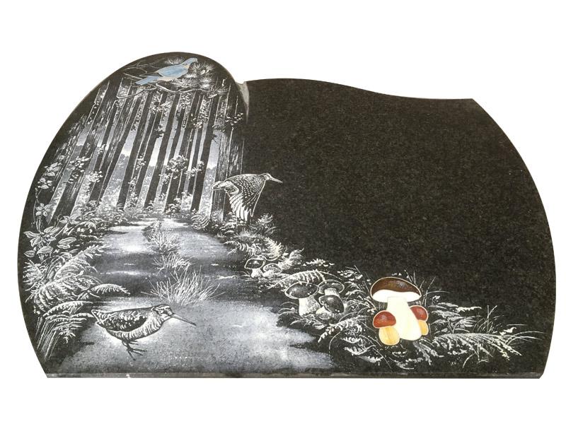 Marbrerie Cryslo : création de gravure funéraire à Virazeil